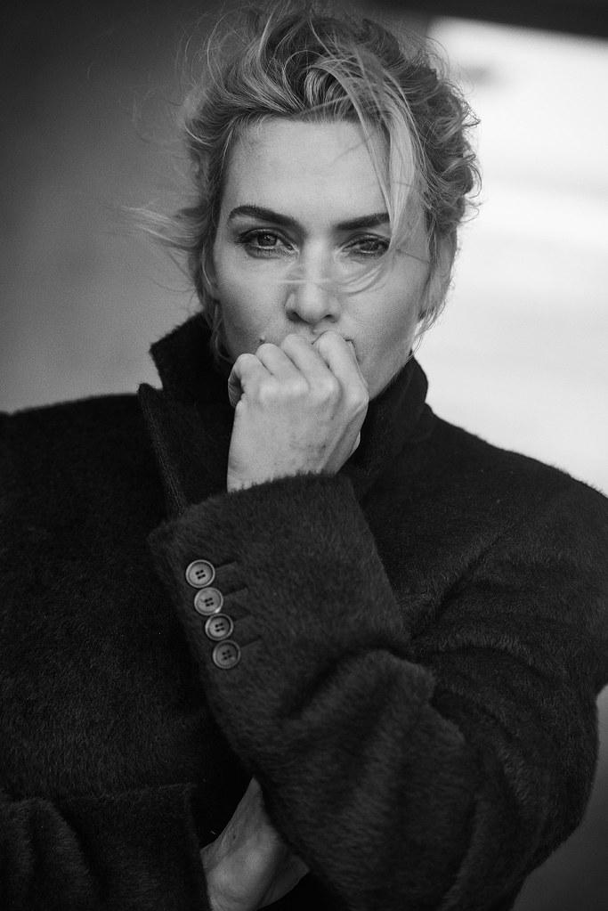 Кейт Уинслет — Фотосессия для «Vogue» IT 2015 – 17