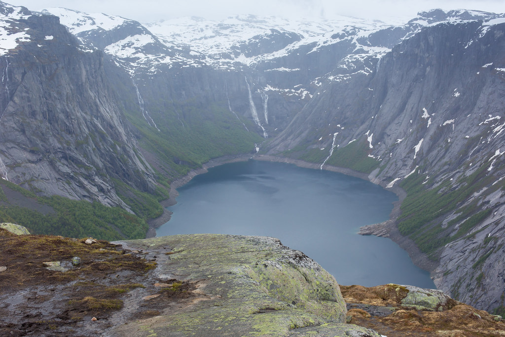 Norway. Trolltunga