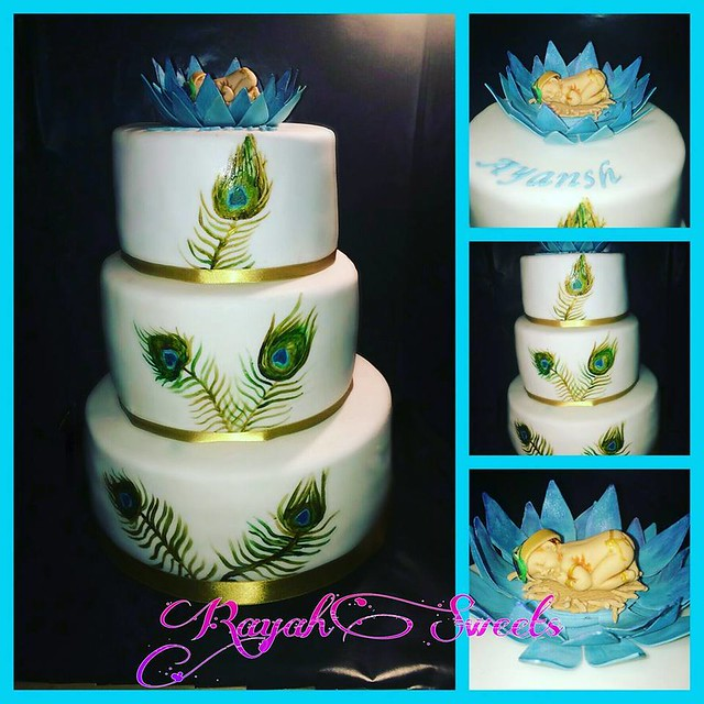 Cake by Ra'iesa Rayah of Rayah Sweets