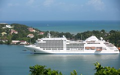 Silver Spirit in Martinique