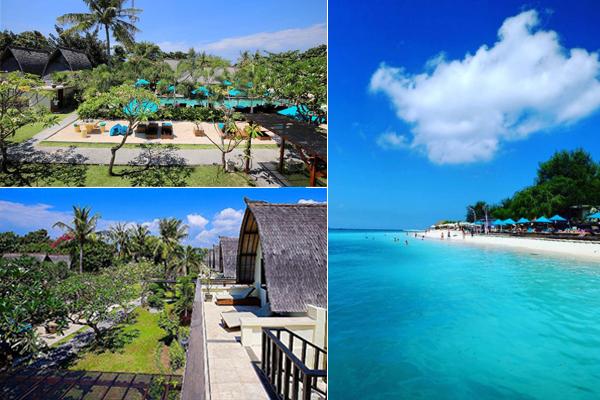 Hotel Vila Ombak - gambar 3