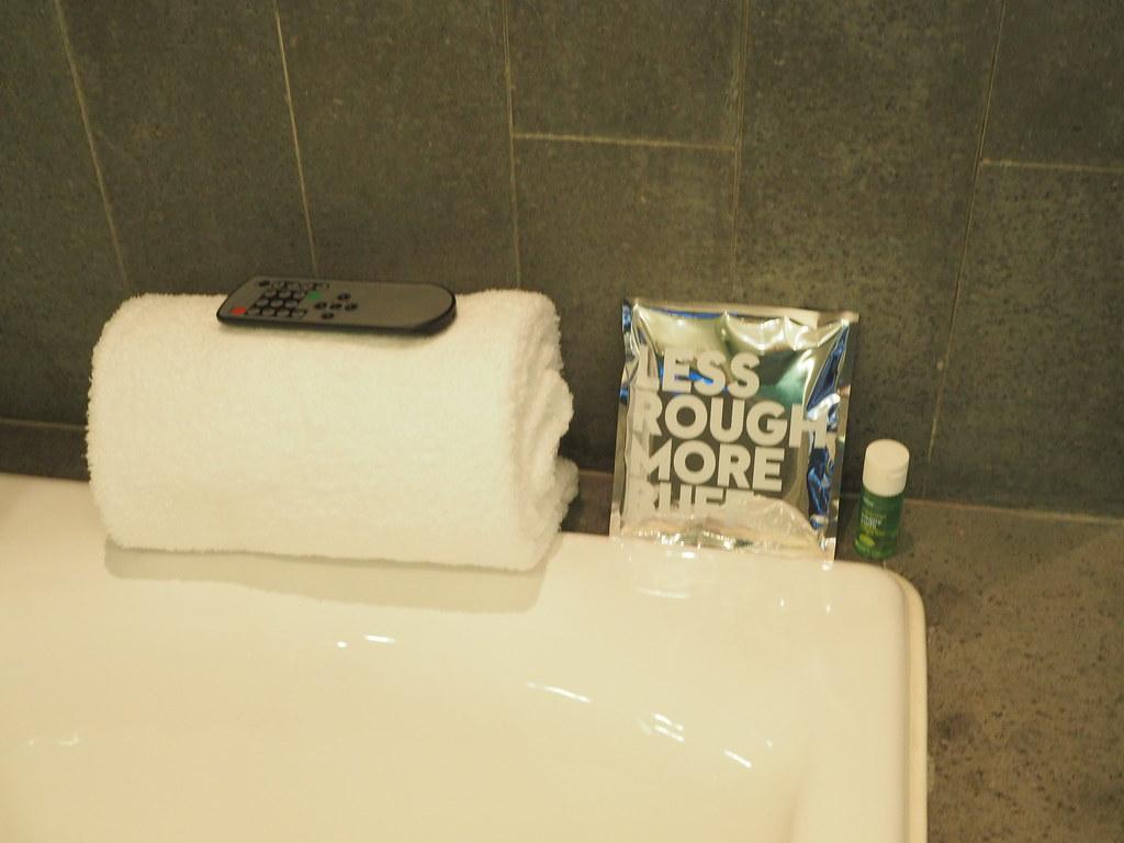 W HONG KONGのバスルーム