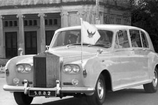 The royal limousine