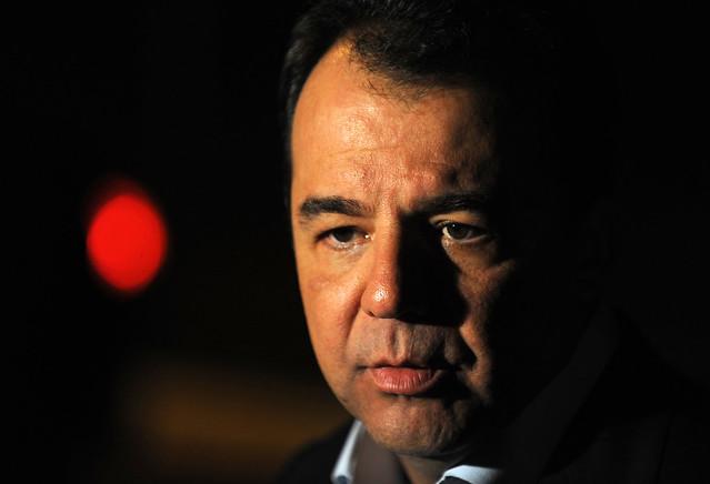 Então presidente da Alerj, Cabral contou com o apoio da mídia conservadora para investir contra o ex-governador Brizola - Créditos: Fabio Rodrigues Pozzebom/ Agência Brasil