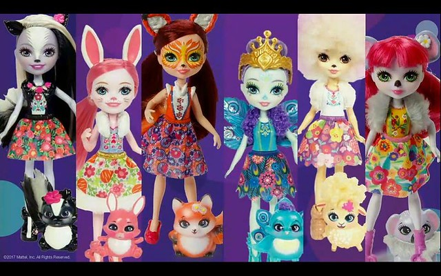 Enchantimals Mattel: miss koala 32809333132_c3bb2ea0bf_z