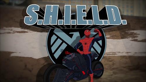Spider-Man, Ultimate (Mega) (2012)C