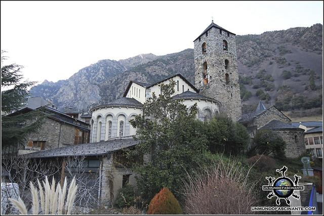 Iglesia de San Esteve, Andorra La Vella, Andorra