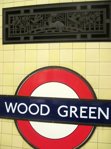 Piccadilly Line Adventures - Wood Green