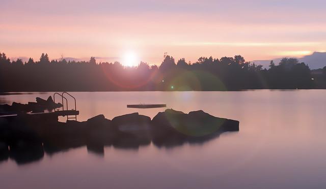 Serene Lake Kagawong