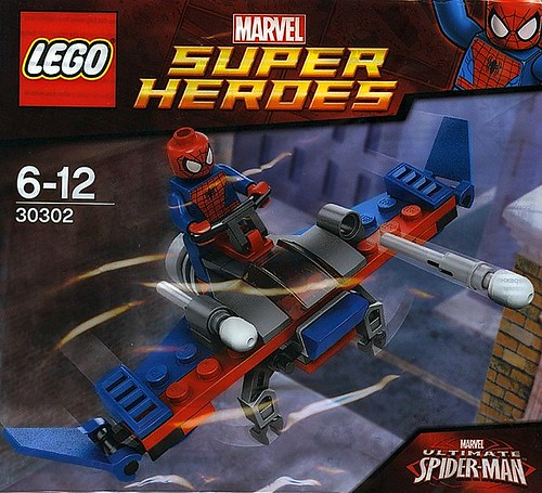 LEGO Ultimate Spider-man 30302