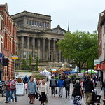 Preston shopping street