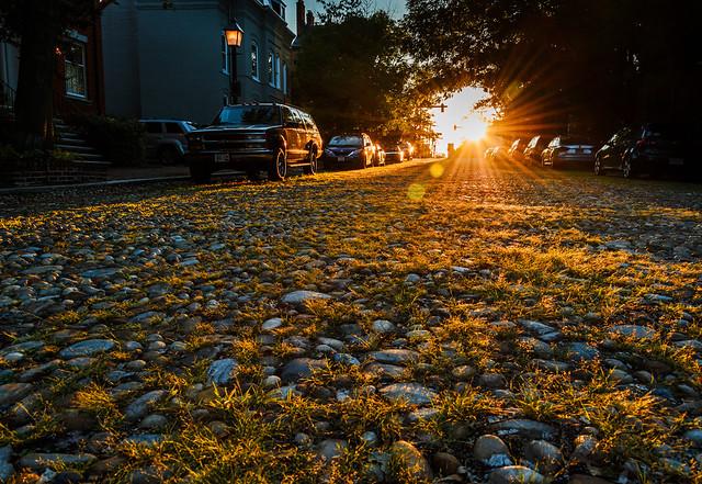 Golden Cobblestones