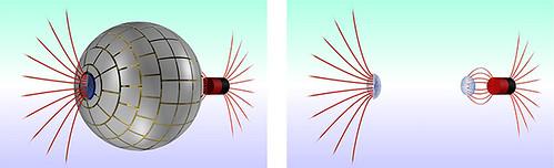 Agujero de gusano magnético