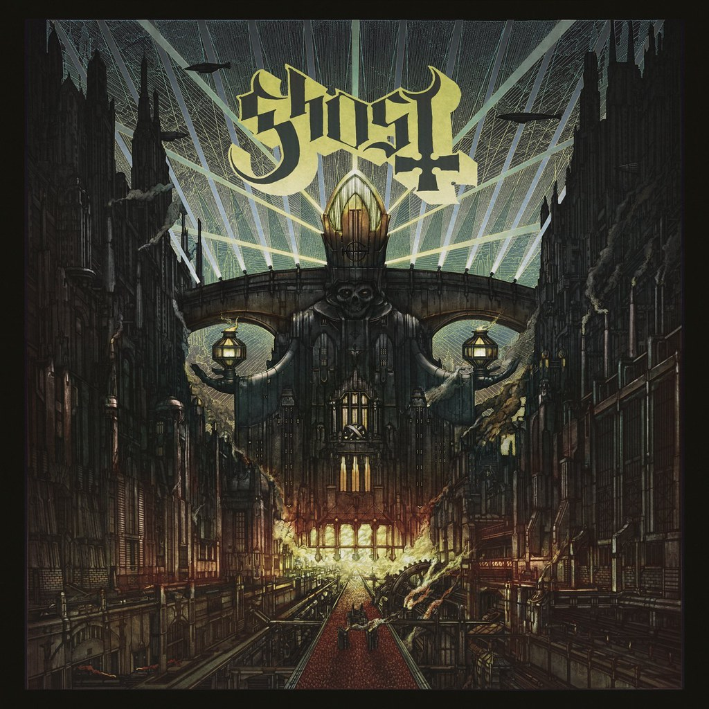 Ghost – Meliora Por Empire Zone Magazine
