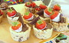 Chocolate & Strawberry at Clitheroe Food Festival 2015