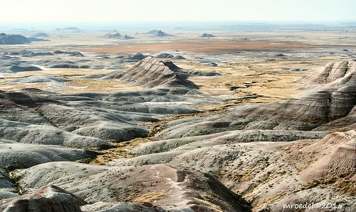 Badlands Basin