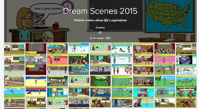 Dream Scene Collection 2015
