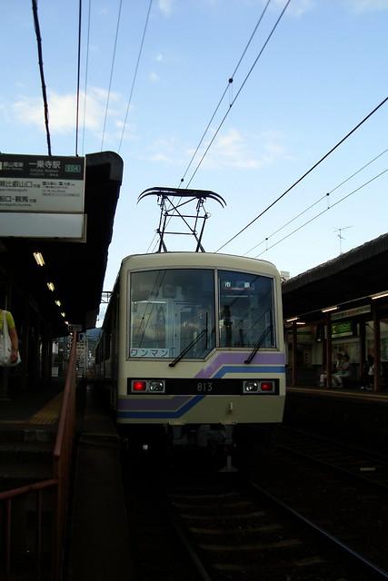 2015/08 叡山電車813-814号車