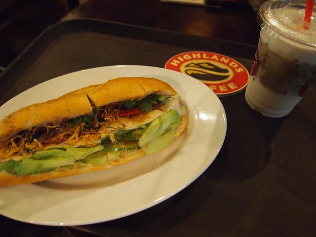 P6269807 Highlands Coffee(ハイランズ・コーヒー) vietnam ベトナム ホーチミン