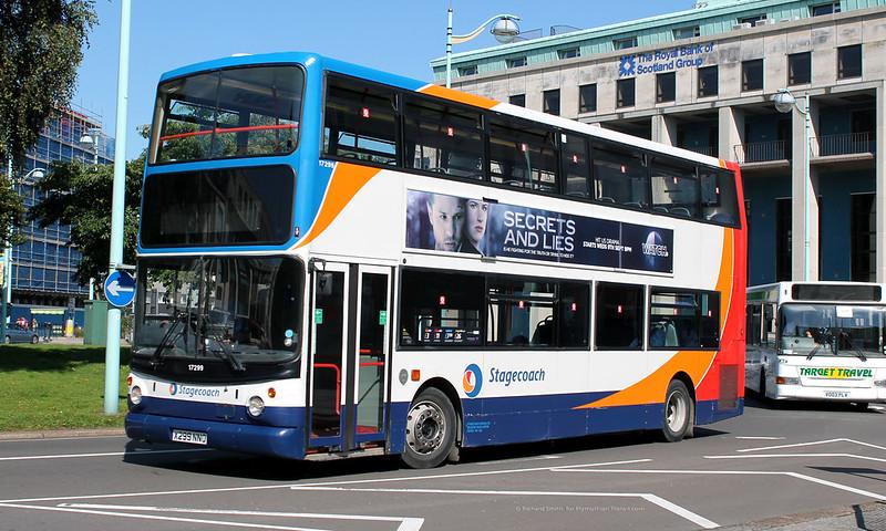 Stagecoach 17299 X299NNO