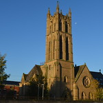 St Marks Church, Preston