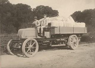 Mjöltransport