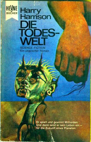 5 - 1971 - Harry Harrison - Die Todeswelt - Deathworld - Heyne 3067 - 1960