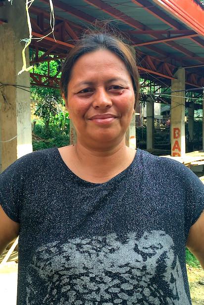 Barangay Captain Gina M. Montejo