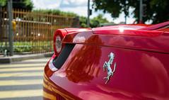 Red 458 Italia
