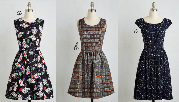modcloth novelty prints
