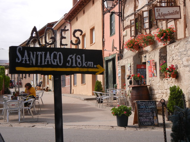 Villafranca Montes de Oca to Ages