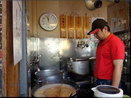 Photo:2015-09-02_築地記録帳_もんぜき通りの老舗 夏季限定の冷やし中華を頂きました 場外:若葉_01 By:logtaka