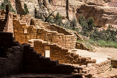 ancient history, cliff dwelling, ruins, geology, terrain, rock, archaeological site,