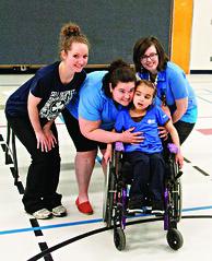 wheelchair sports,