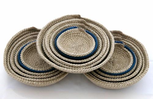 Rope bowl 11
