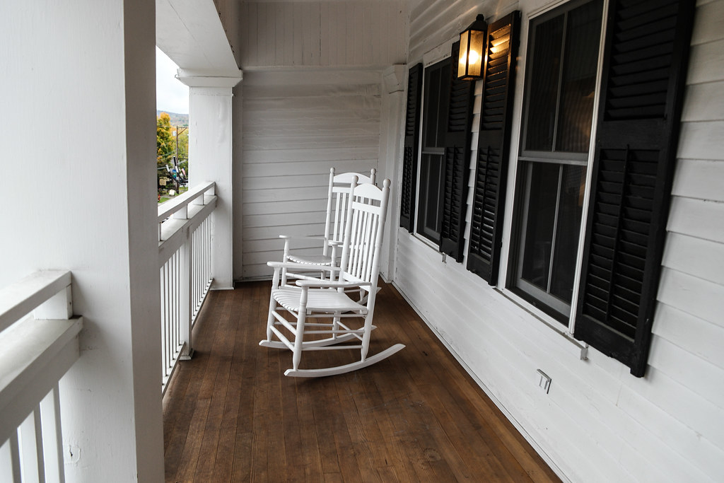 Balcony Rocking Chairs