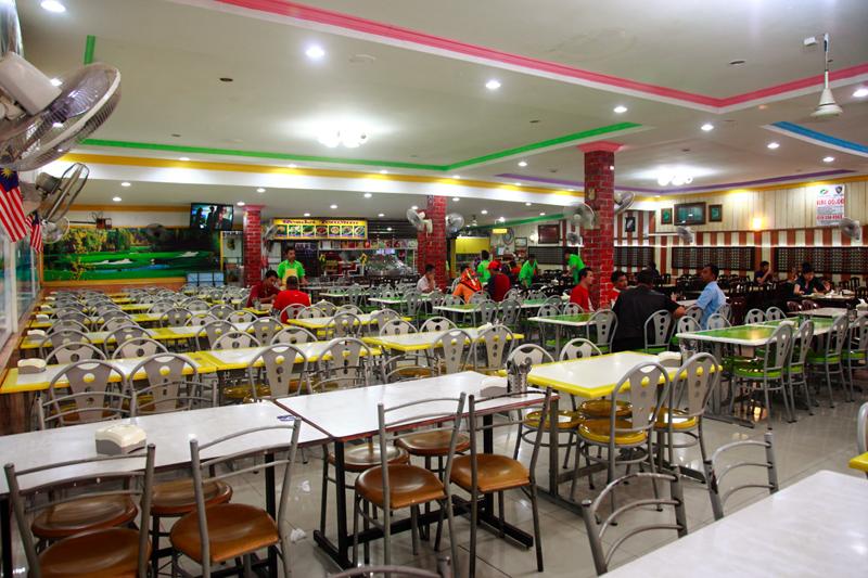 Rosdet-Restaurant-Kampung-Baru
