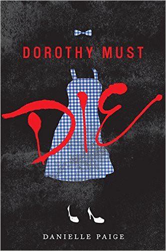 dorothy must die cover