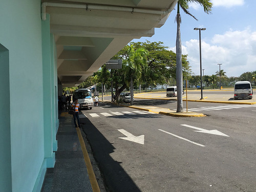 At Puerto Plata Airport