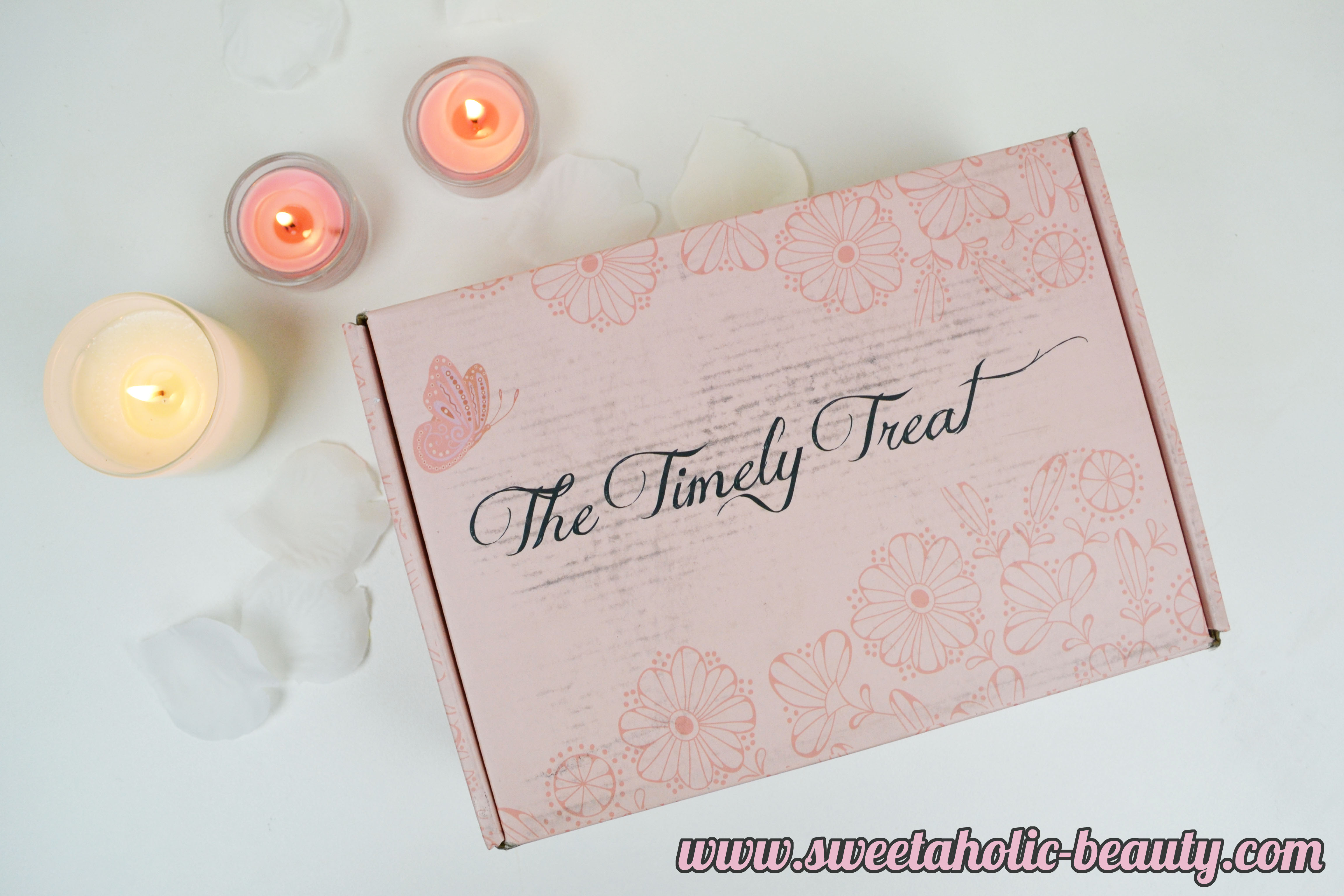 The Timely Treat Review - Sweetaholic Beauty
