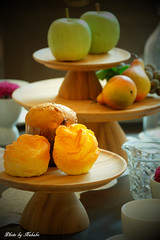 「貴族の館のハロウィン~ダウントンアビーに憧れて」~秋の収穫祭を祝う 華やかな貴族たちのテーブル~