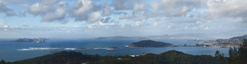 paisaje vistas baiona valmiñor