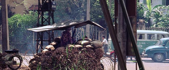 Saigon 1968-69 - Ngã ba Hồng Thập Tự-Cống Quỳnh