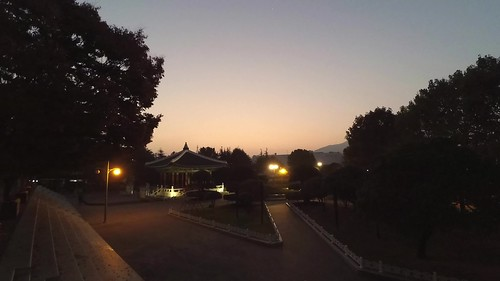 park travel sunrise landscape timelapse korea busan southkorea 韩国 旅行 rok 여행 釜山 日出 부산 일출 공원 경치 용두산