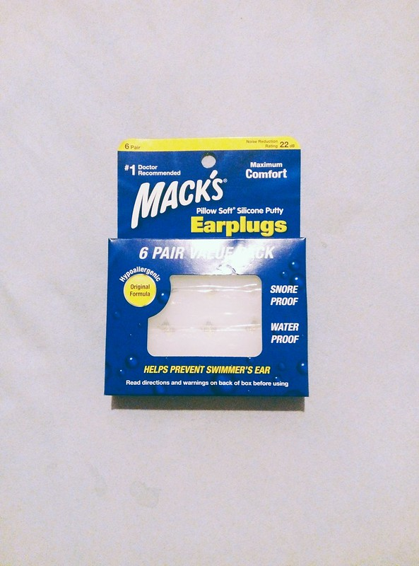 MACK'S Earplugs 矽膠耳塞