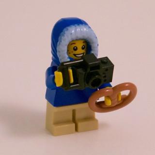 LEGO City Advent 2015 Day 2