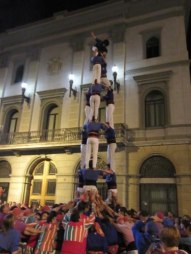 Diada Morada d'Igualada, 2015
