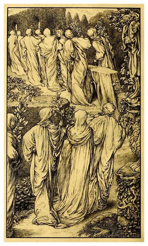 010-The sensitive plant-1899- ilustrado por Laurence Housman