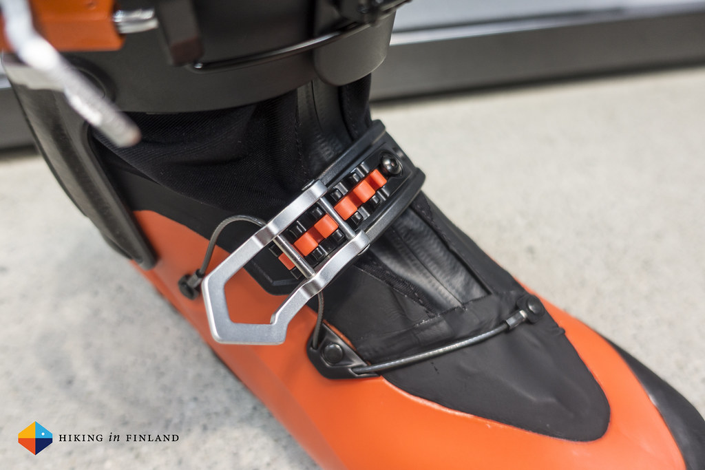Arc'teryx Procline Carbon Boot - Hybrid Closure System