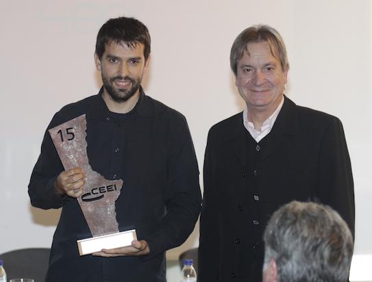 Cuatroochenta, Premio Trayectoria Innovación Comunidad Valenciana 2015